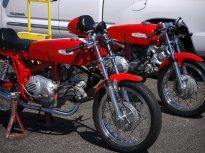 motocykle, motory