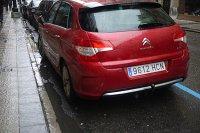 Citroën tylna belka
